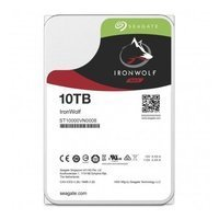 Merevlemez Seagate IronWolf 3.5'' HDD 10TB 7200RPM SATA 6Gb/s 256MB | ST10000VN0008