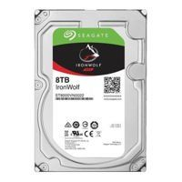Merevlemez Seagate IronWolf 3.5'' HDD 8TB 7200RPM SATA 6Gb/s 256MB | ST8000VN0022