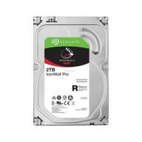 Merevlemez Seagate IronWolf PRO 3.5'' HDD 2TB 7200RPM SATA 6Gb/s 128MB | ST2000NE0025