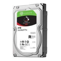 Merevlemez Seagate IronWolf PRO 3.5'' HDD 4TB 7200RPM SATA 6Gb/s 128MB | ST4000NE0025
