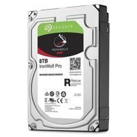 Merevlemez Seagate IronWolf PRO 3.5'' HDD 8TB 7200RPM SATA 6Gb/s 256MB | ST8000NE0004