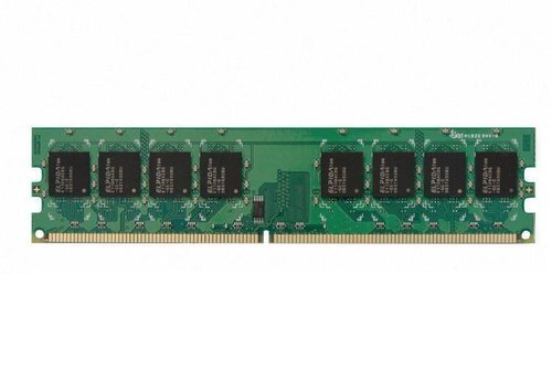 RAM memória 1x 1GB Dell - PowerEdge R300 DDR2 667MHz ECC REGISTERED DIMM | A0374933